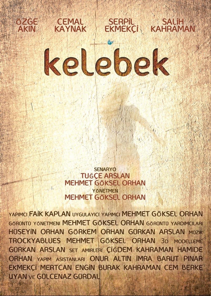 kelebek kısa film poster